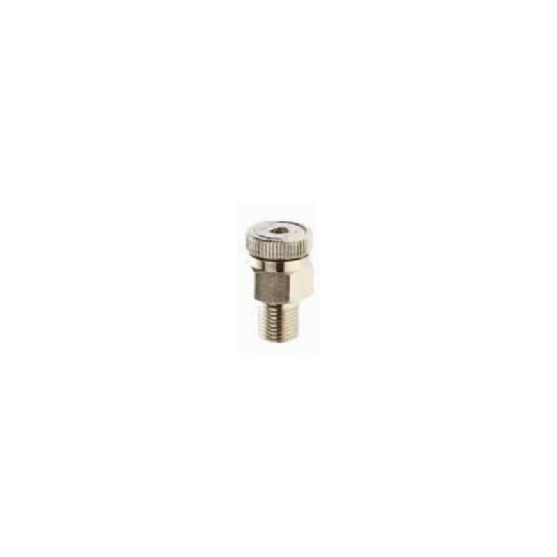 1//4 v/álvula de tap/ón del radiador manual de bst salida de aire de purga