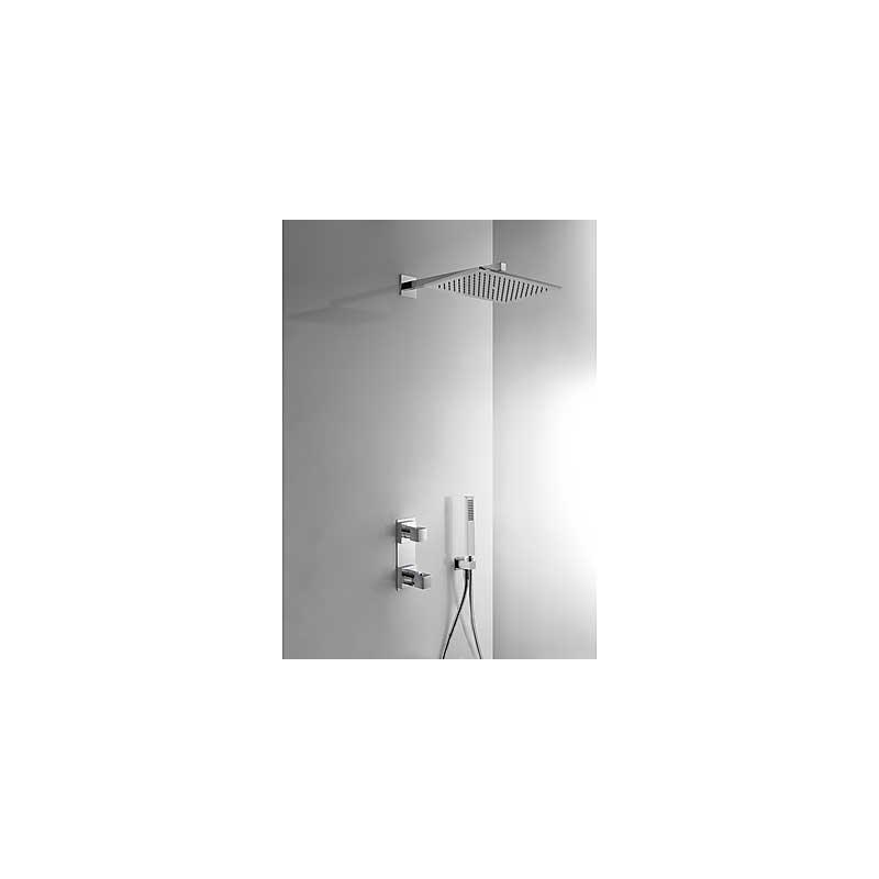 Saneamientos pradillo conjunto ducha termost tico for Monomando termostatico ducha